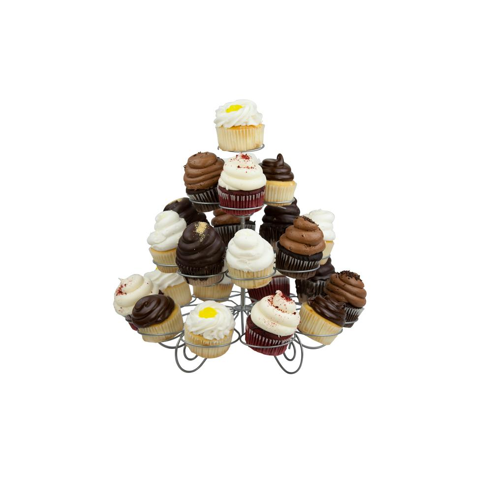 Home Basics 23 Cupcake Holder CH30232 - The Home Depot