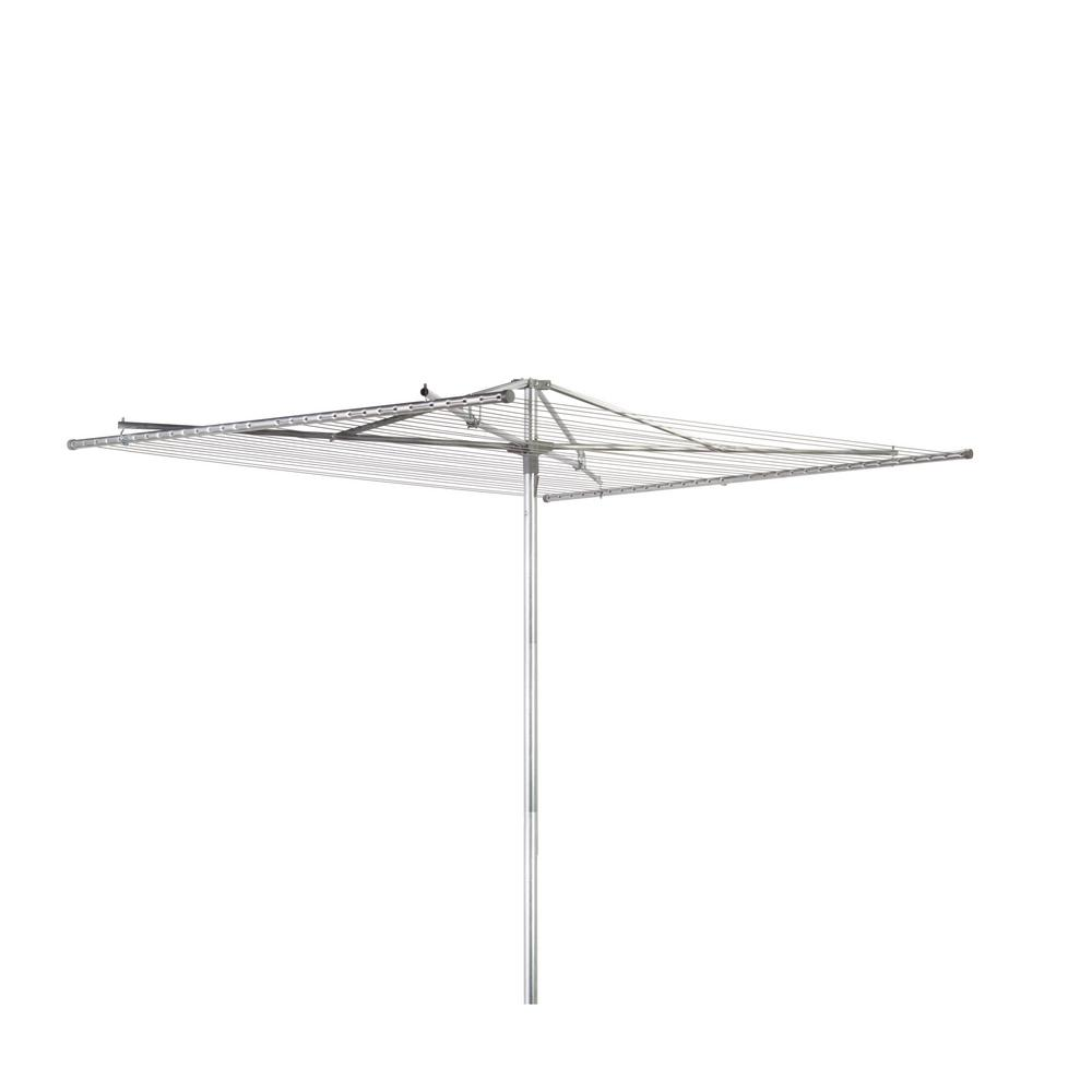 72 in. W x 84 in. D Outdoor Parallel Umbrella Drying