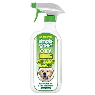 32 oz. Oxy Dog Pet Stain and Odor Oxidizer (12-Case)