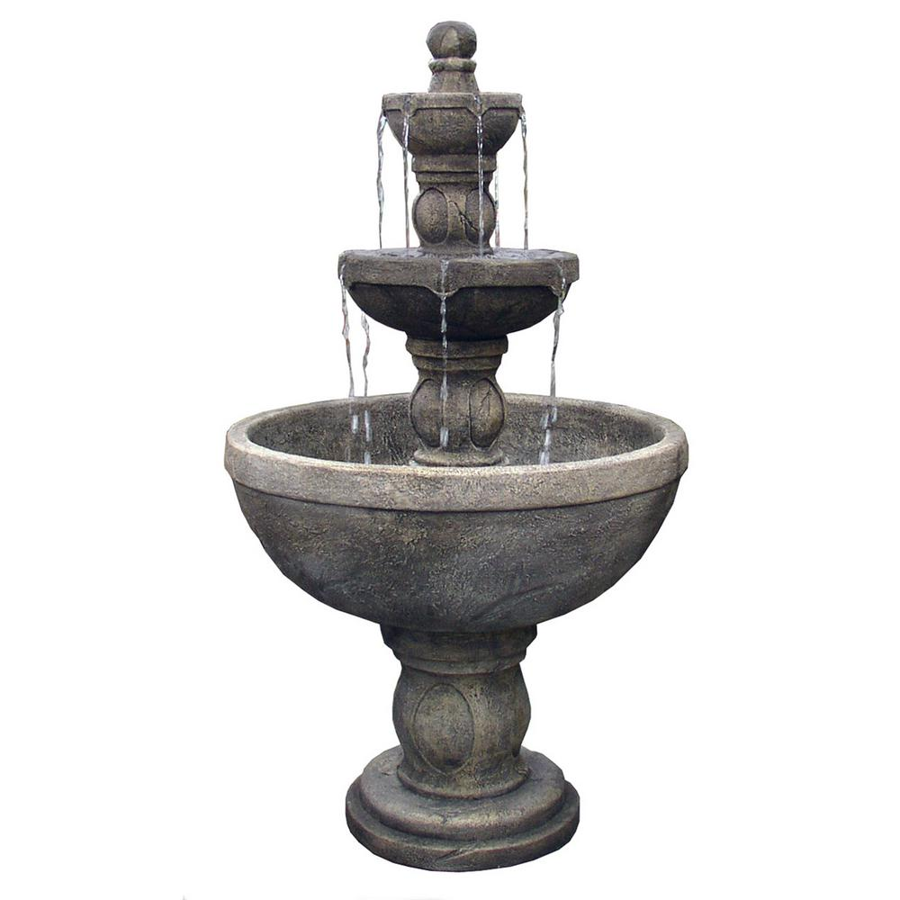 Florence Mission Tiered Fountain