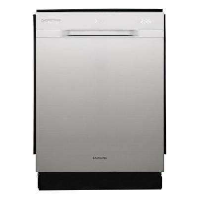 CHEF Collection Top Control Tall Tub Dishwasher in Stainless Steel with Stainless Steel Tub and WaterWall Wash