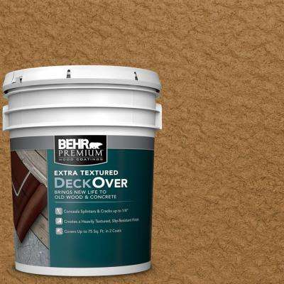 5 gal. #SC-146 Cedar Extra Textured Wood and Concrete Coating