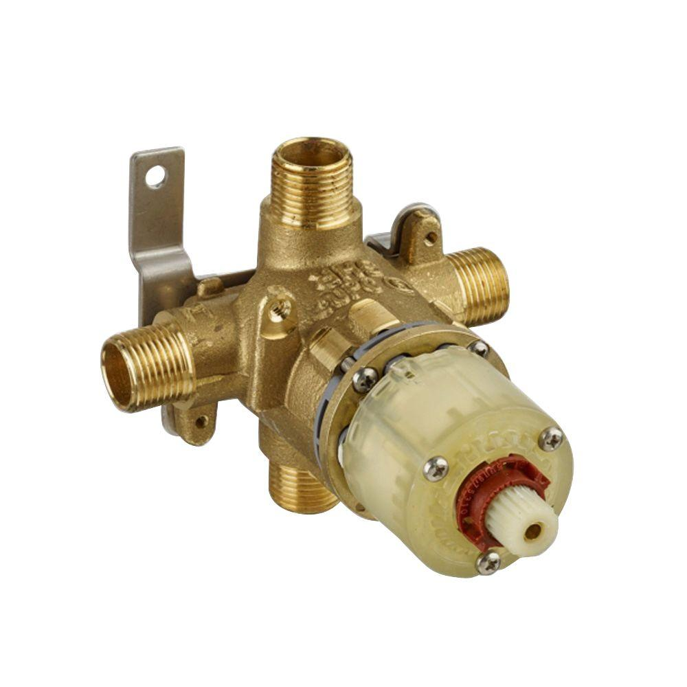 American Standard 1/2 in. Pressure Balance Rough Valve with ...