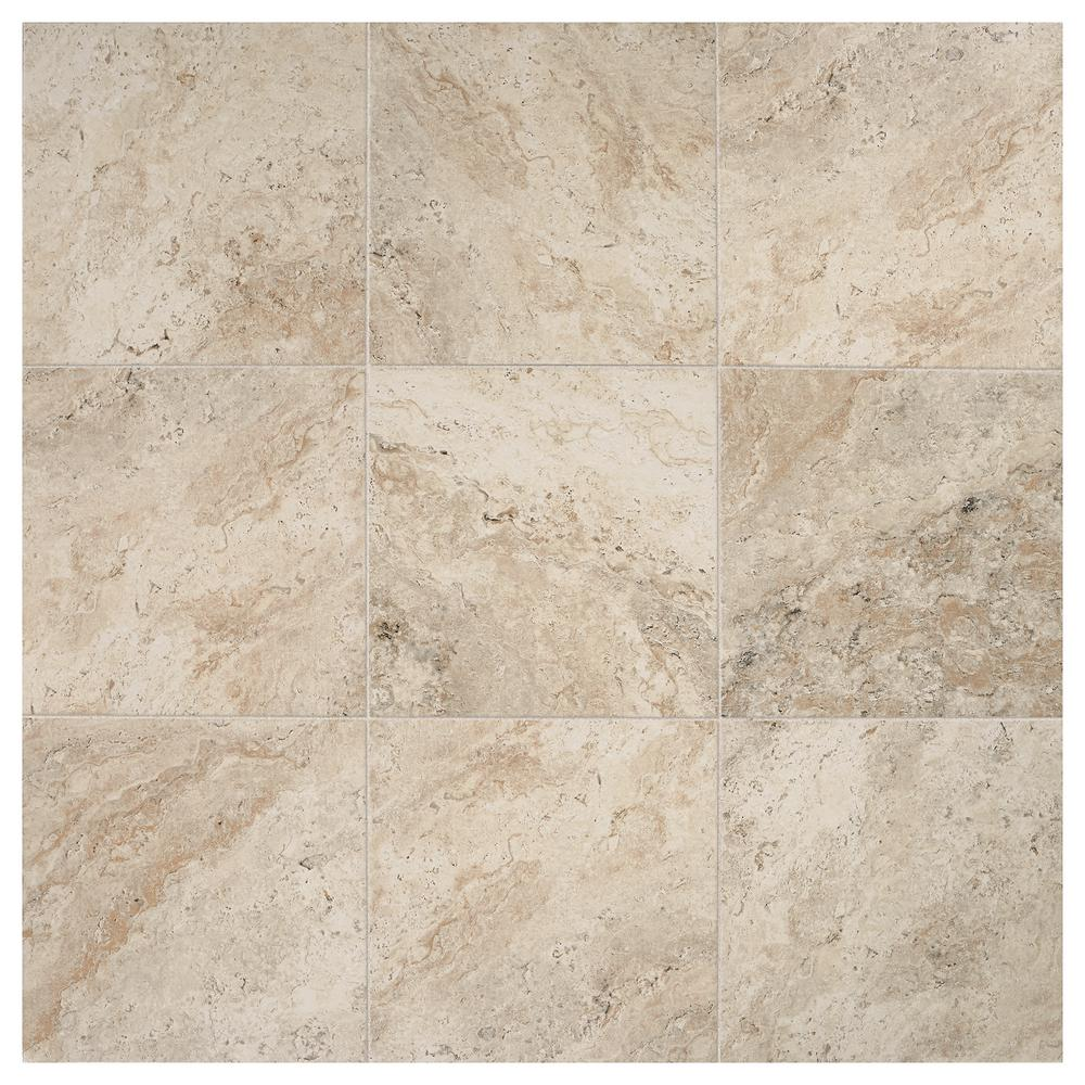 Marazzi Travisano Trevi 4 in. x 4 in. Porcelain Floor and Wall Tile (4.4  sq. ft. / case)