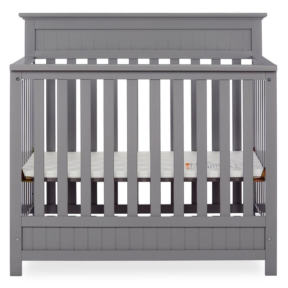 Harbor  4-in-1 Convertible Mini Crib
