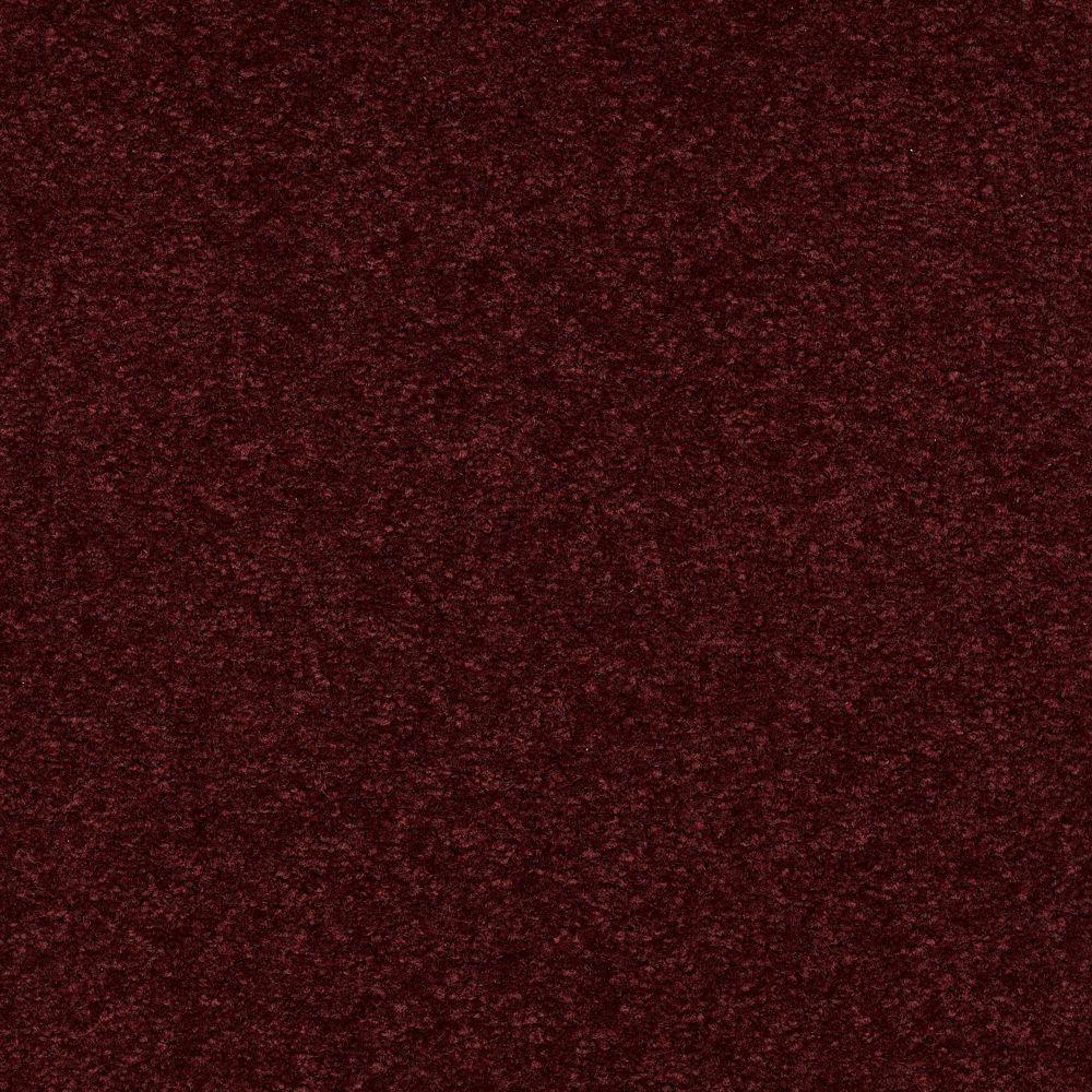 Carpet Sample-Enraptured I - Color Gumdrop Texture 8 in x 8 in