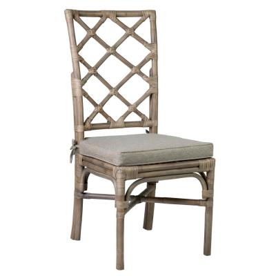 Evie Rattan Dining Chair (Set of 2)