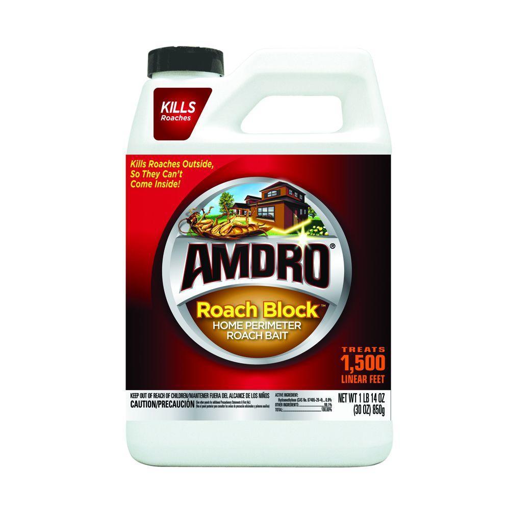 AMDRO 30 oz. Roach Block