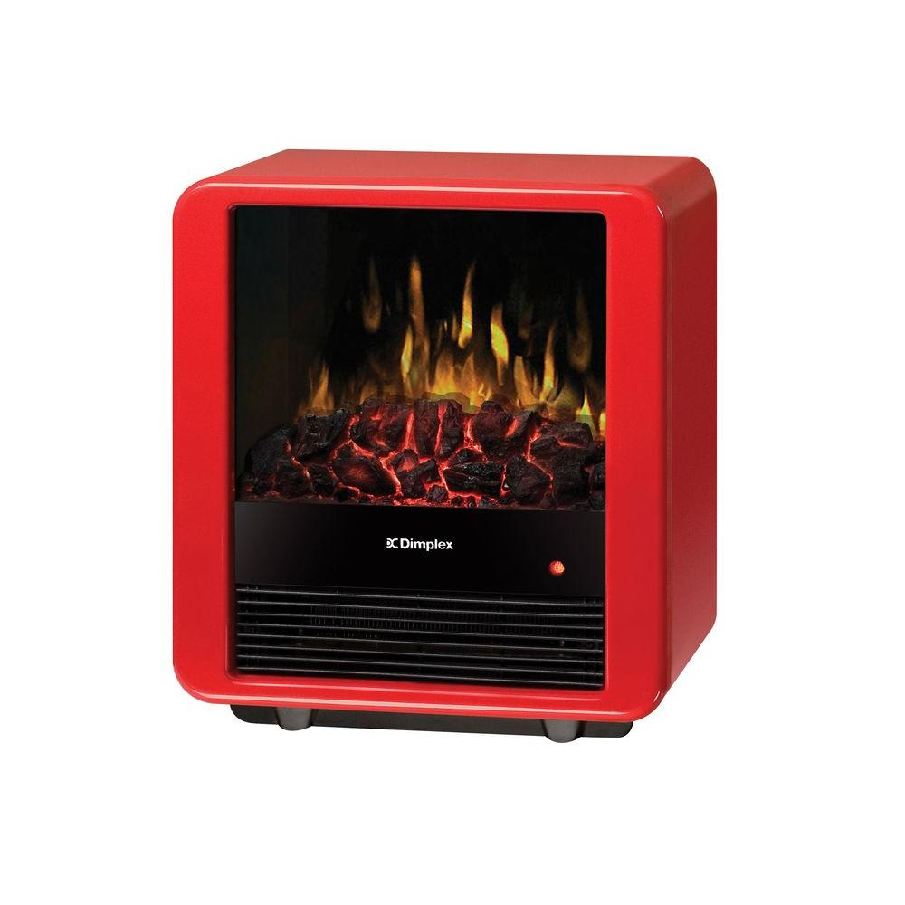 dimplex mini cube 400 sq ft electric stove dmcs13r the home depot