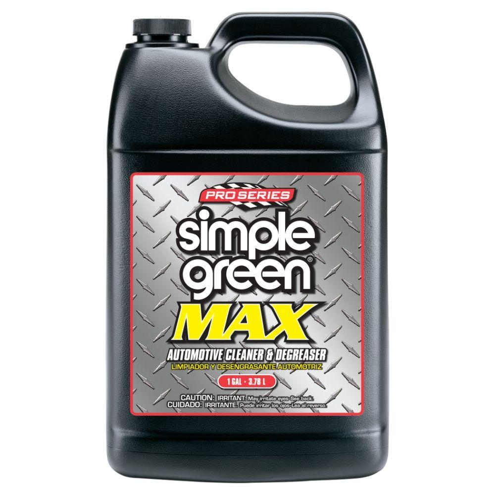 Pro Series Max 1 Gal. Automotive Cleaner and Degreaser (Case of