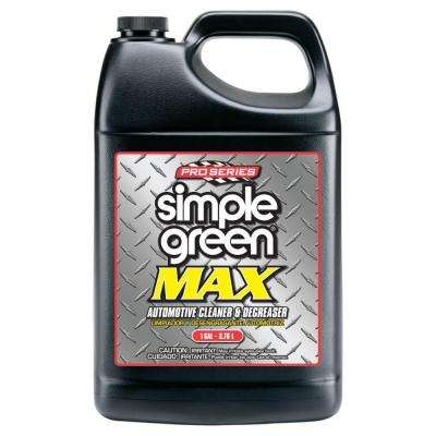 Pro Series Max 1 Gal. Automotive Cleaner and Degreaser (Case of 4)