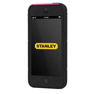 Technician iPhone 5 Rugged 2-Piece Smart Phone Case - Pink
