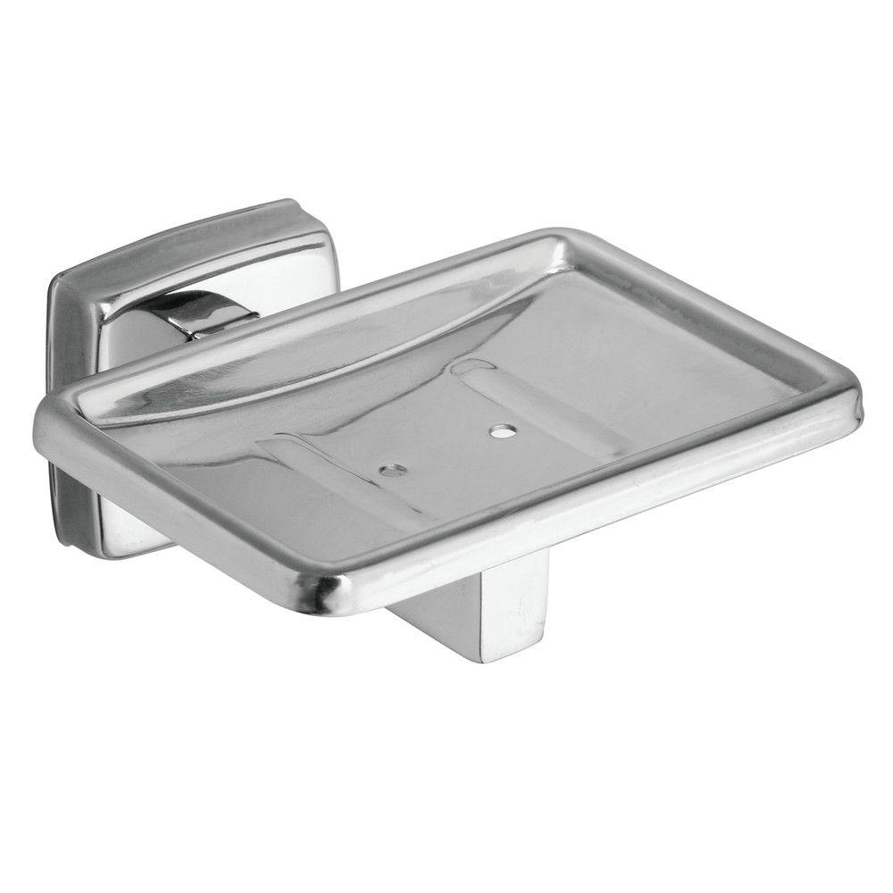 Moen Wall Mount Soap Holder In Stainless Steel