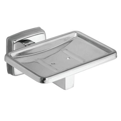 Wall-Mount Soap Holder in Stainless Steel