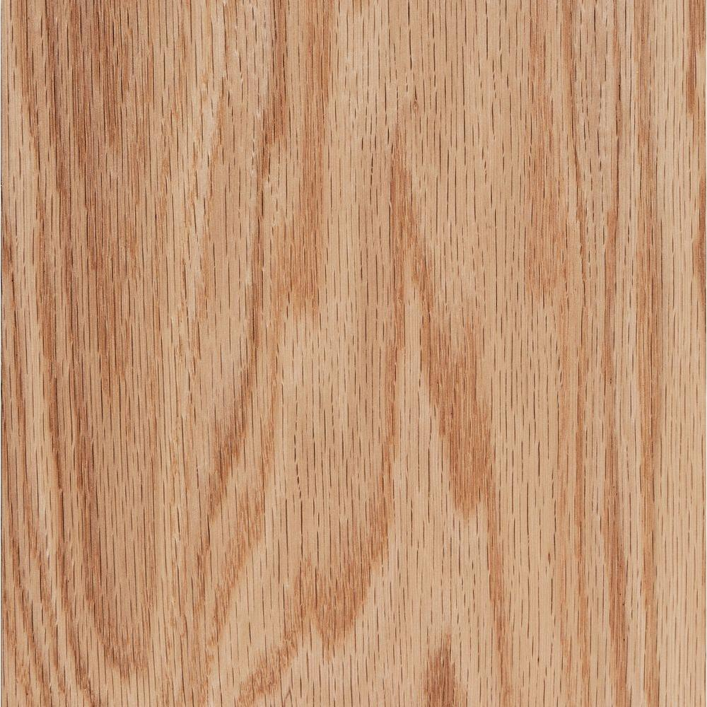 Home Legend Red Oak Natural 3/8 in.Thick x 7 in.Width x Random Length Engineered Hardwood Flooring (17.70 sq. ft./case)-DISCONTINUED