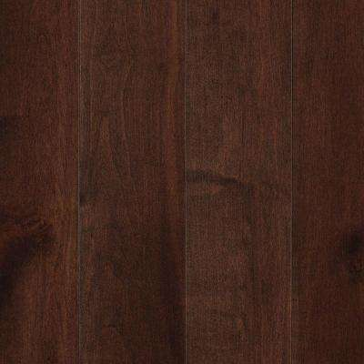 Portland Bourbon Maple 3/4 in. Thick x 5 in. Wide x Random Length Solid Hardwood Flooring (19 sq. ft. / case)