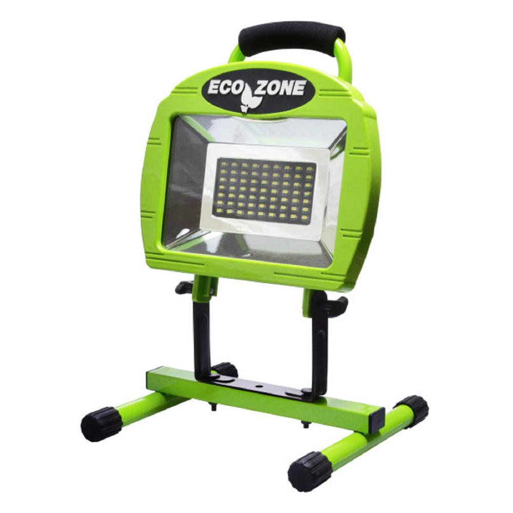 Woods 1681-Lumen High Intensity Portable LED Work Light with 6 ft. Cord