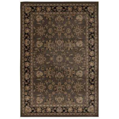 Ararat Grey 9 ft. x 13 ft. Area Rug