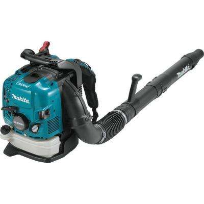 4-Stroke (MM4) 200 MPH 670 CFM 75.6cc Gas Hip Throttle Backpack Blower