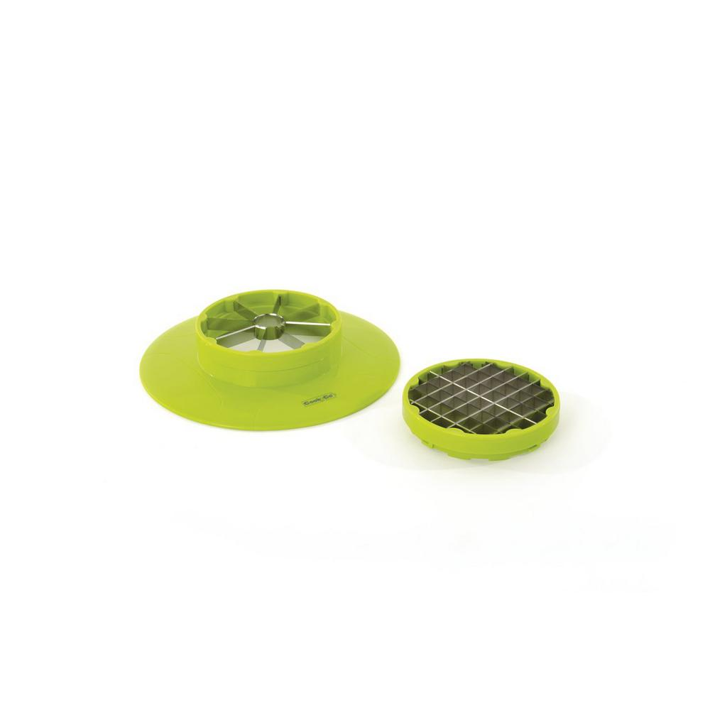 Apple and Potato Slicer, Green