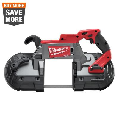 M18 FUEL 18-Volt Lithium-Ion Brushless Cordless Deep Cut Band Saw (Tool-Only)