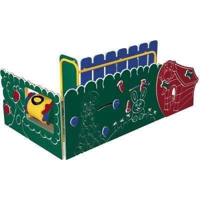 Early Childhood Commercial Big Outdoors Playsystem Standard Platform
