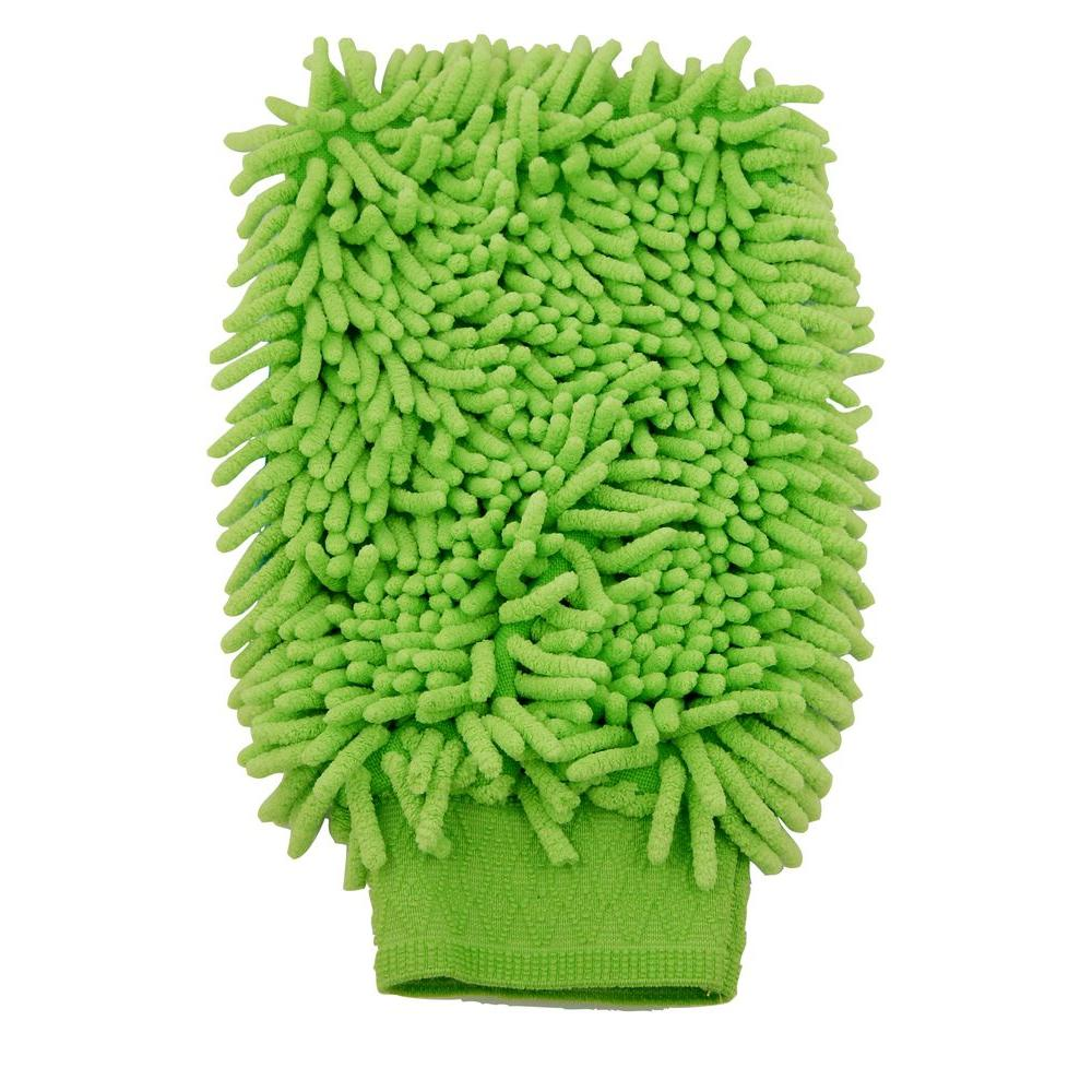 quickie microfiber chenille dusting mitt 4781 the home depot