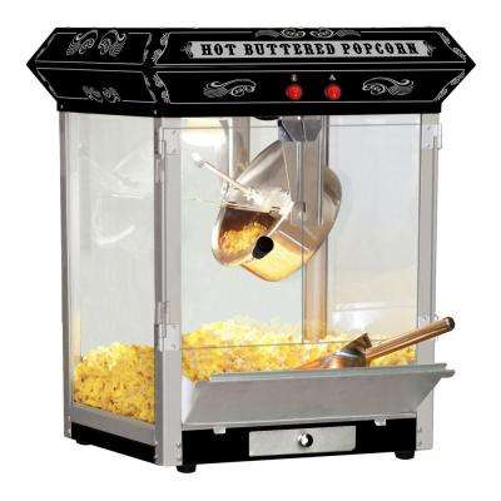 Carnival Style 4 oz. Popcorn Machine