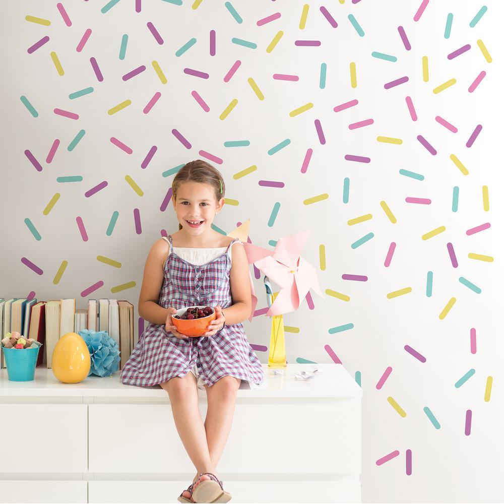 Multi-Color Sprinkles MiniPops