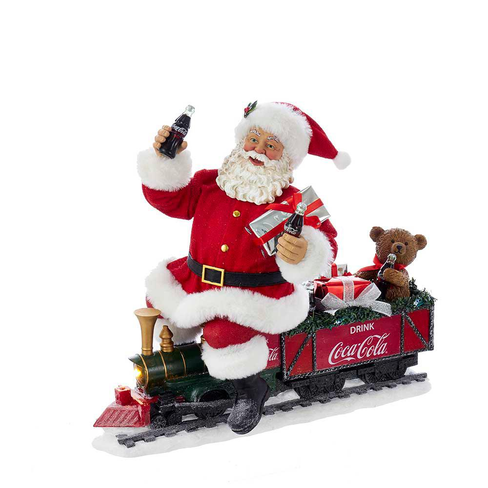 Battery Operated Christmas Train