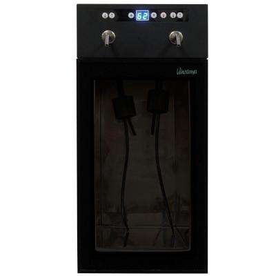 2-Bottle Wine Dispenser and Preserver