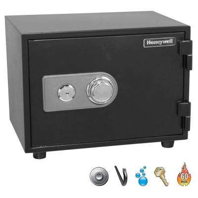 0.63 cu. ft. Fire Safe with Combination Dial Lock