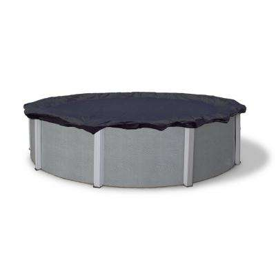 28 ft. Round Winter Pool Cover
