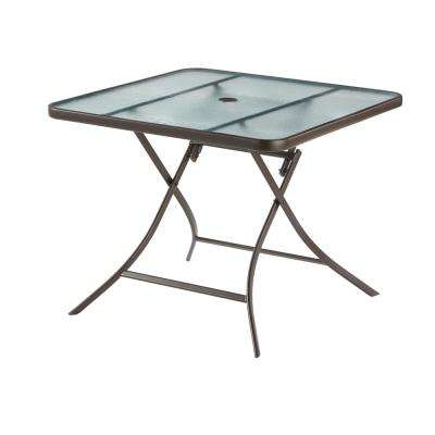 Mix And Match Metal Outdoor Dining Table