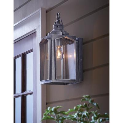 Farmhouse Outdoor Wall Lighting Outdoor Lighting The Home Depot