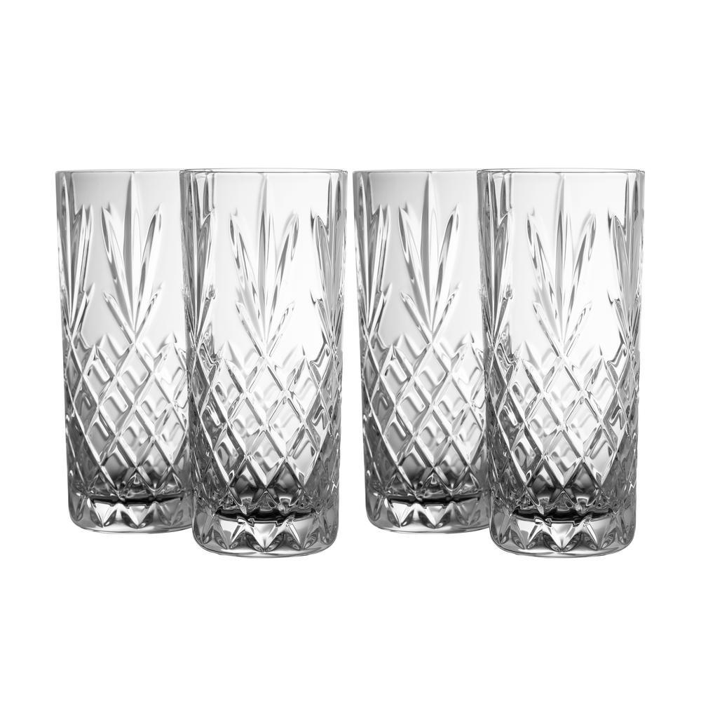Renmore Hi-Ball Glass (Set of 4)