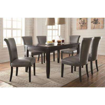 Newbridge Collection Metal Dining Chair (Set of 2)