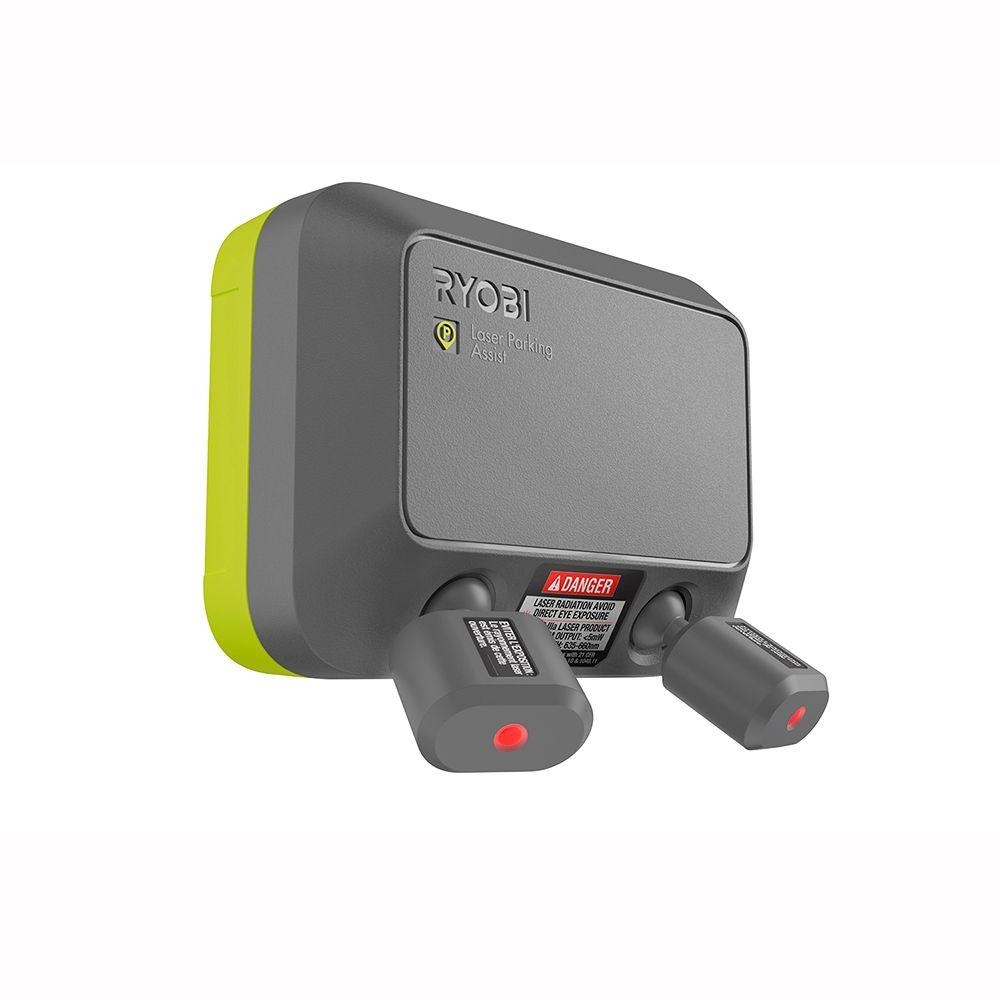 ryobi garage laser park assist accessory gdm222 the home