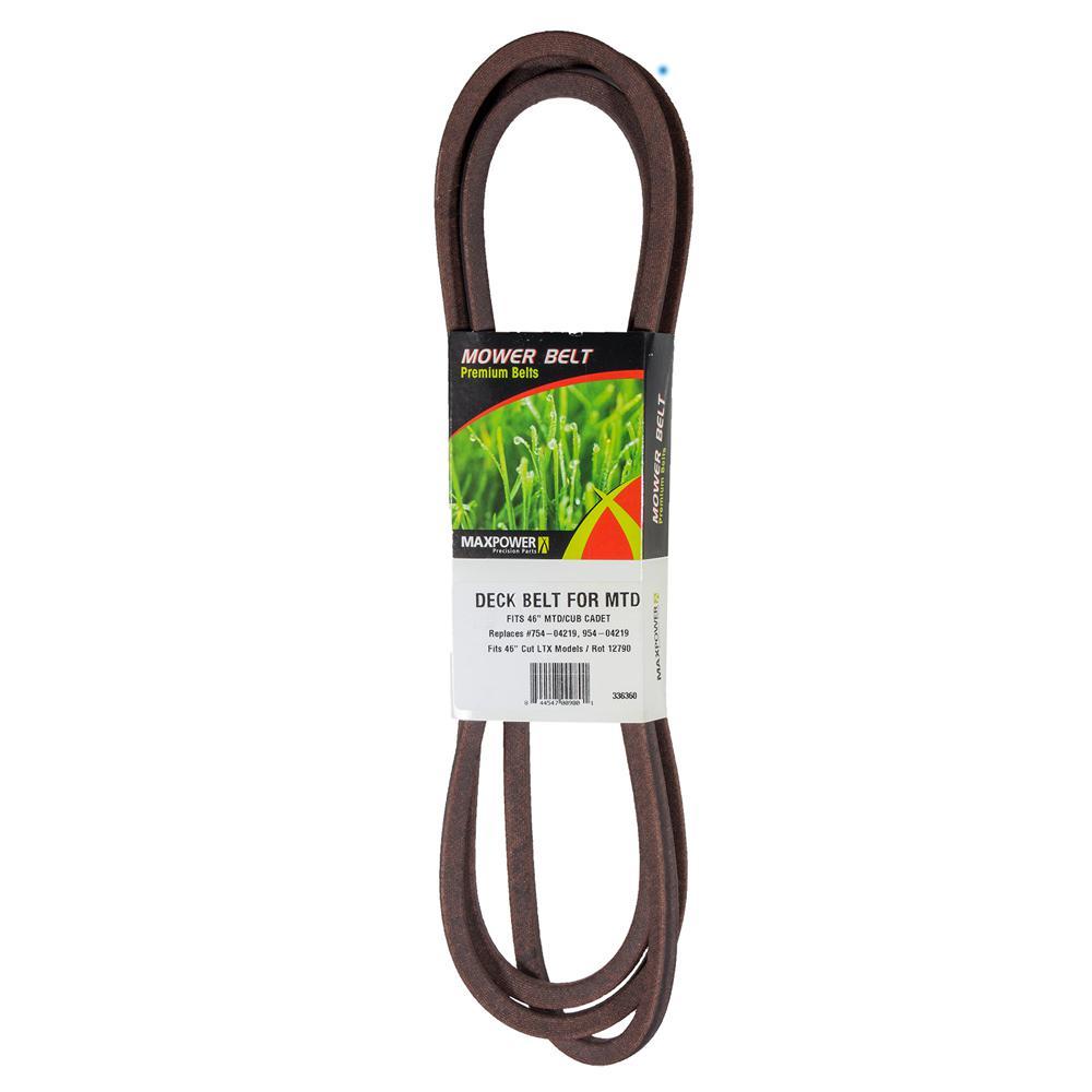 Deck Belt for MTD Cub Cadet Troy-Bilt