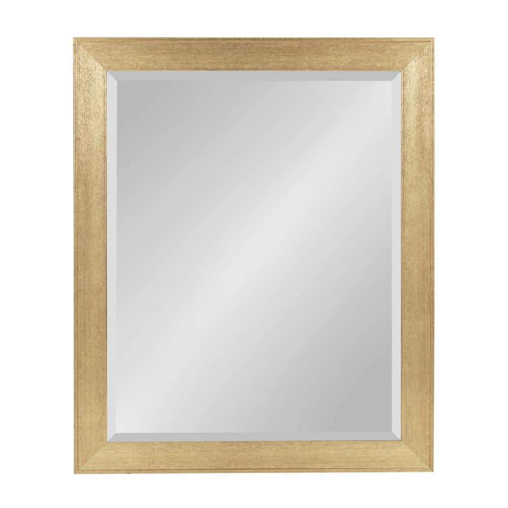 Coppell Rectangle Gold Mirror