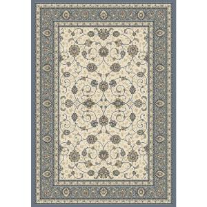 Dynamic Rugs Ancient Garden Beige/Light Blue 2 ft. x 3 ft. 11 inch Indoor Area Rug by Dynamic Rugs