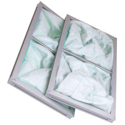 1-Micron Inner Air Filters (2-Pack)