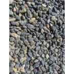 1/4 in. to 1/2 in. Mixed Mexican Beach Pebble (2200 lb. Contractor Super Sack)