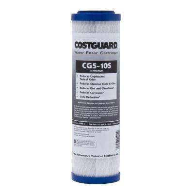 CostGuard Undersink Filter Replacement Cartridge
