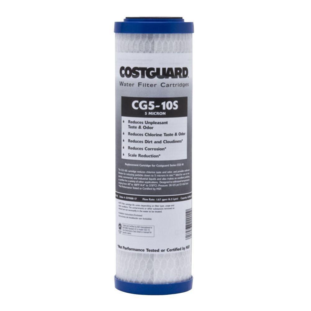 CostGuard Undersink Filter Replacement Cartridge