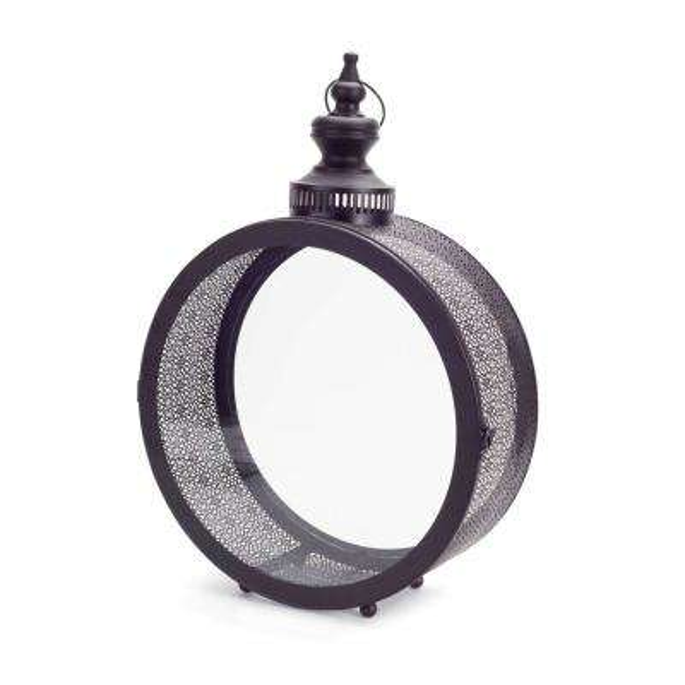 Black Decorative Lantern