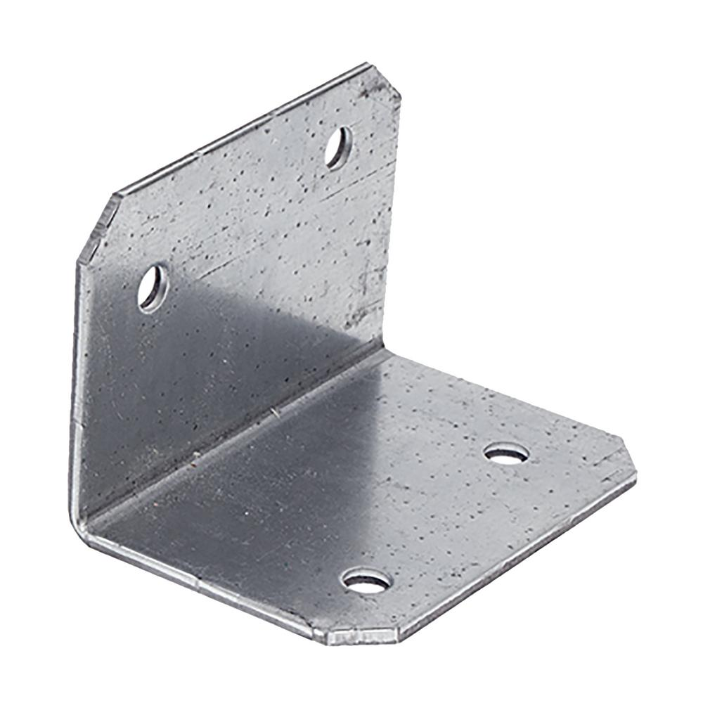 2 in. x 3 in. 12-Gauge ZMAX Galvanized Medium L-Angle