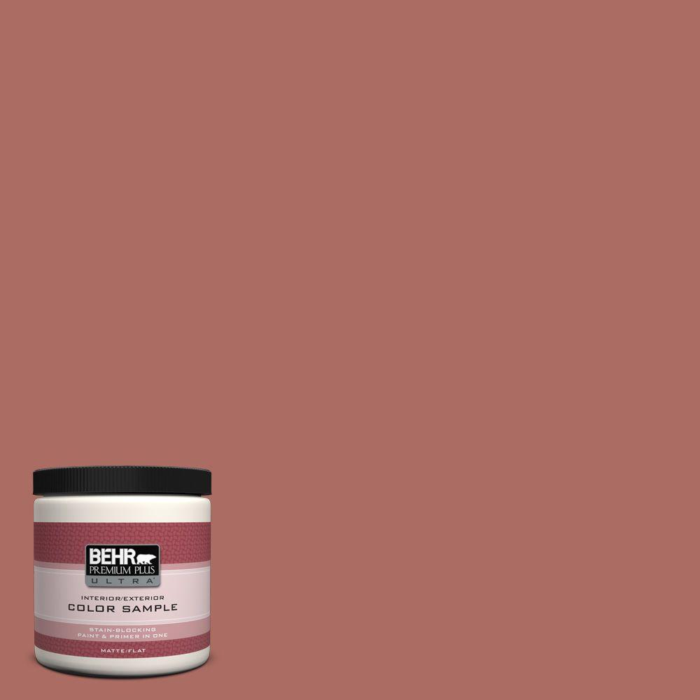 Ppf 20 New England Brick Matte Interior Exterior Paint And Primer In One Sample