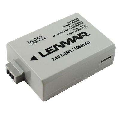 Lithium-Ion 1080mAh/7.4-Volt Digital Camera Replacement Battery