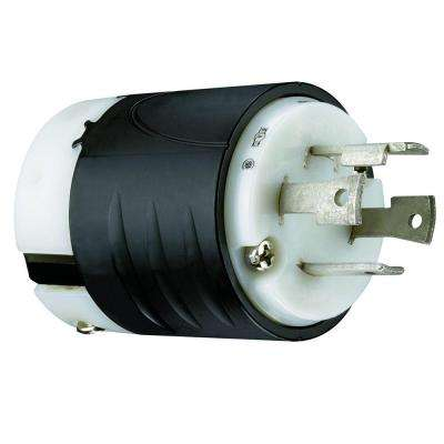 Turnlok 30 Amp 125/250-Volt Locking Plug